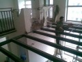 房山区钢结构搭建 室内阁楼安装