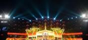 广州激光灯频闪灯出租