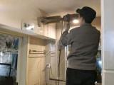 水管水龙头维修电路安装维修防水补漏暖气安装