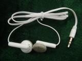 小苹果平耳耳机MP3耳机批发生产厂家