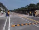 专业弱电施工队 安装停车场通道闸系统工程
