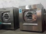 任丘出售二手100公斤鸿尔水洗机二手航星50公斤烘干机