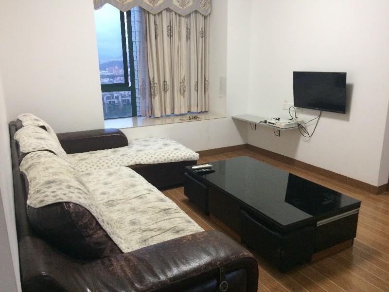 雅居乐铂爵山 2室 2厅 80平米 整租