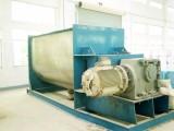 转让二手上海世赫螺带式混合机8立方75kw动力