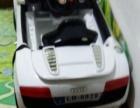 出售奥迪儿童电动汽车,