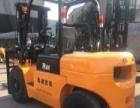 杭叉 J系列四支点1-3.5吨 叉车         (二手电瓶