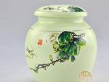 【批发供应】优质做工 精美茶具 密封 茶叶罐 储存罐 德鸿陶瓷