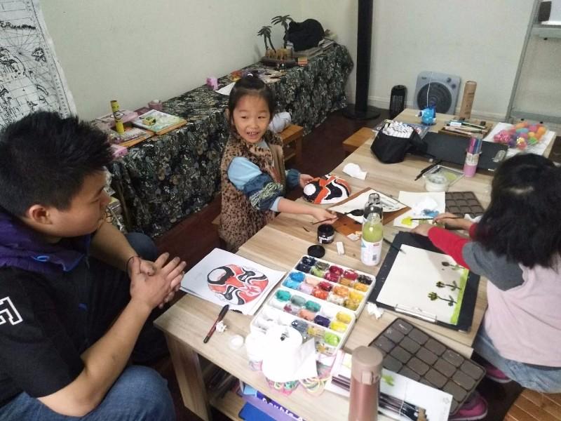 通州区成人美术 高考美术 中小学美术 少儿美术培训 路易美术