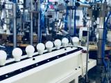 广州荣裕机械 LED球泡灯多功能装配组装老化 生产装盒