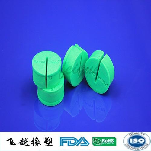 定制模压硅胶发泡杂件生产厂家