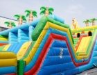 大型充气城堡蹦蹦床陆地冲关广场庙会沙滩池气模玩具厂家直销