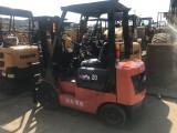苍南二手叉车市场 出售出租5吨10吨叉车