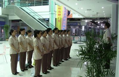西安专业做各类保洁公司