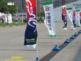 广州 中山三米注水旗专业厂家(户外可伸缩旗杆)3米5米旗杆YAN