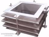 销售不锈钢金属矩形双/单波波纹膨胀节dn800补偿大可订制