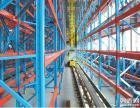 仓库二手托盘货架回收,二手仓储重型货架,阁楼式平台货架回收商