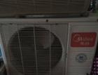 转让美的大1匹匹壁挂式单冷空调