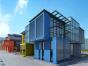仙桃集装箱房屋改造成商业体或办公室行吗?