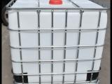 济南塑料桶厂家 批发ibc吨桶 塑料桶1000kg方桶带铁架