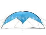 敏阔 户外露营超大遮阳天幕 凉棚 雨棚 沙滩帐篷 防紫外线