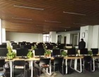 光谷CBC容纳两百人办公980平全家具免费用现房