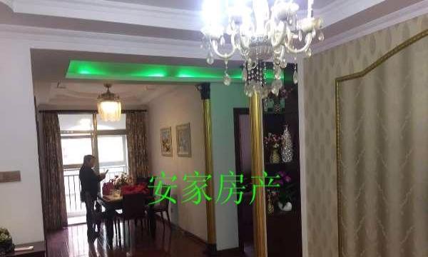 奥韵康城两室豪华装修,家电齐全拎包入住,全实木地板,性价比高