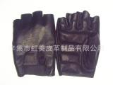 半指皮手套 露指手套 手套工厂 外贸加工