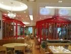 江南体育中心附近营业中饭店转让年租金25.6万