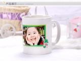 5.美容院礼品杯子印相片店面送礼商务送礼促销赠品广告杯子