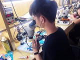 黃南富剛蘋果安卓手機維修培訓學校