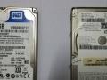 出售 两个 串口笔记本硬盘(500G,160G)