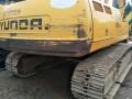 深圳二手进口原装挖机出售现代225深圳二手勾机市场在哪