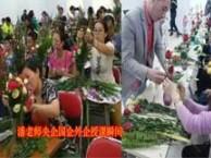 赤峰花艺插花培训班,专业的插花培训,开花店当老板