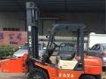 提供二手合力3吨夹包叉车公司的批发,价格实惠