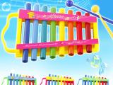 儿童玩具 打击乐器早教音乐教具8音阶手敲琴 益智宝宝音乐玩具