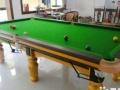 全新台球桌 乒乓台 二手品牌 花式美式台球桌 维修
