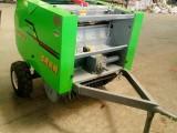 圣隆机械牵引式打捆机牧草打捆机 麦秸捡拾打捆机视频