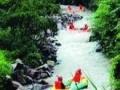 重庆南川神龙峡在友一庄农家乐
