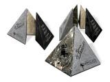 進口水晶獎牌高檔大理石獎杯獎牌授權牌公司制定個人榮譽獎牌