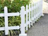 西安pvc草坪護欄花池柵欄圍欄綠化帶隔離護欄廠家