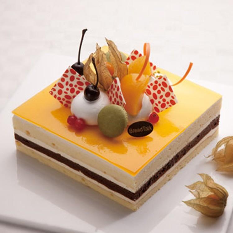 常州面包新语蛋糕店生日蛋糕同城配送溧阳新鲜动物奶油水果免费送
