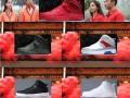 阿迪达斯高帮休闲板鞋AW4234 AW4233
