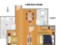 物资学院新建村二手一居室纯南向的