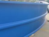 铜仁高强度玻璃钢污水池盖板规格 污水池密封盖板 施工技术过硬