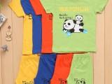 新款衣服童装短袖套装夏季赶集甩货小学幼儿园服装厂家低价批发