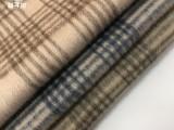毛呢布料工厂生产外贸秋冬阿尔巴卡面料