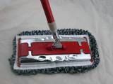 爆款热卖 可夹布伸缩杆平板地拖大板平拖地板专用清洁拖把质优A