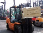 合力叉车 杭州夹包叉车转让 二手3吨废纸包夹