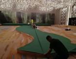 婚庆舞台 T台 S型舞台 圆形舞台 异形舞台找新艺视野