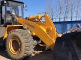 张家界新款二手装载机出售个人50铲车
